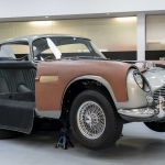 Aston Martin DB5 de 007