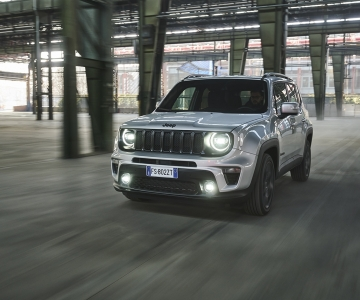 Jeep Renegade S