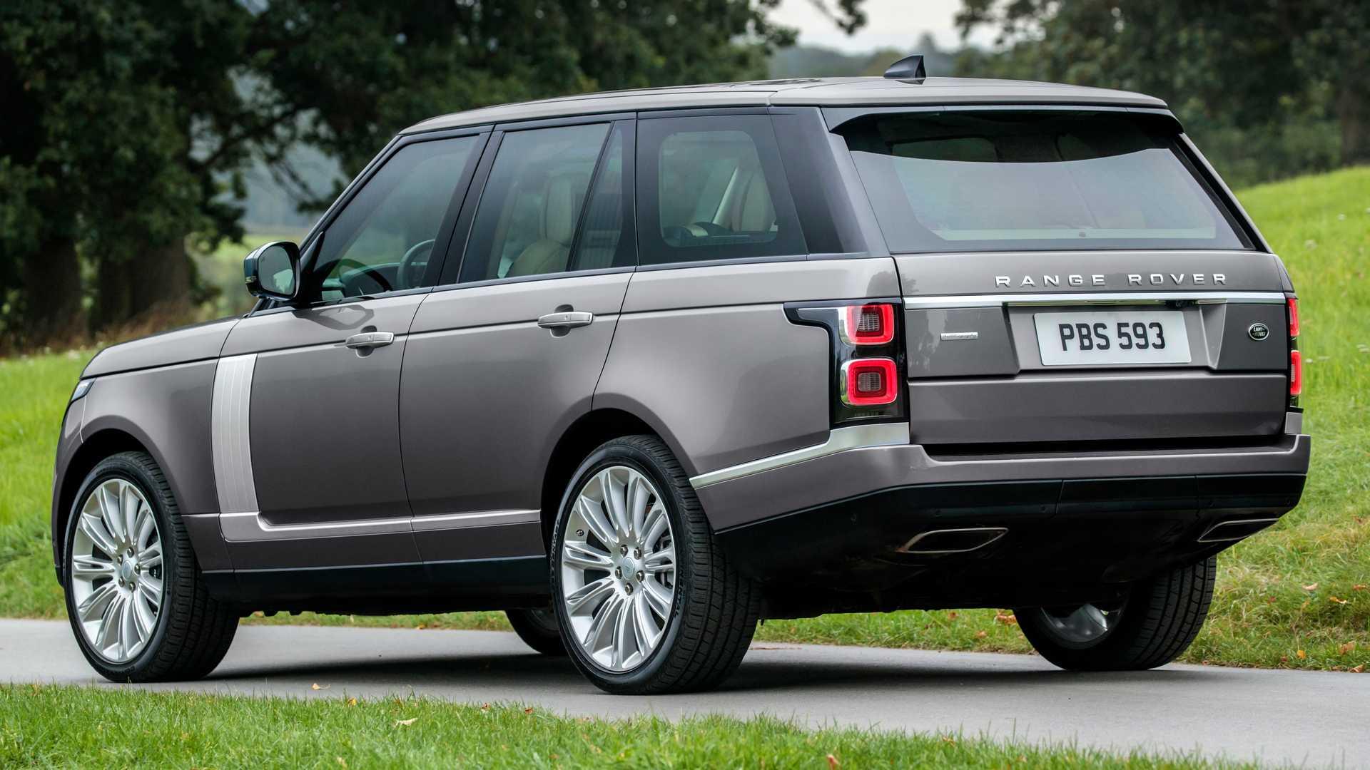 Range Rover ganha novo híbrido a gasolina