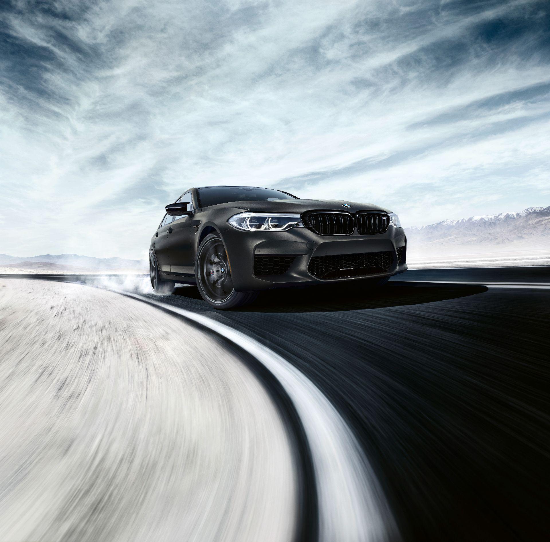 BMW M5 edição especial 35 anos