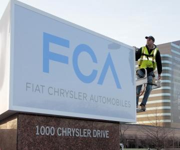 FCA propõe fusão com a Renault