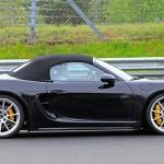 Novo Porsche Boxster Touring em testes