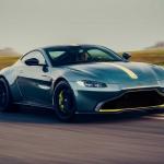 Aston Martin Vantage AMR com caixa manual