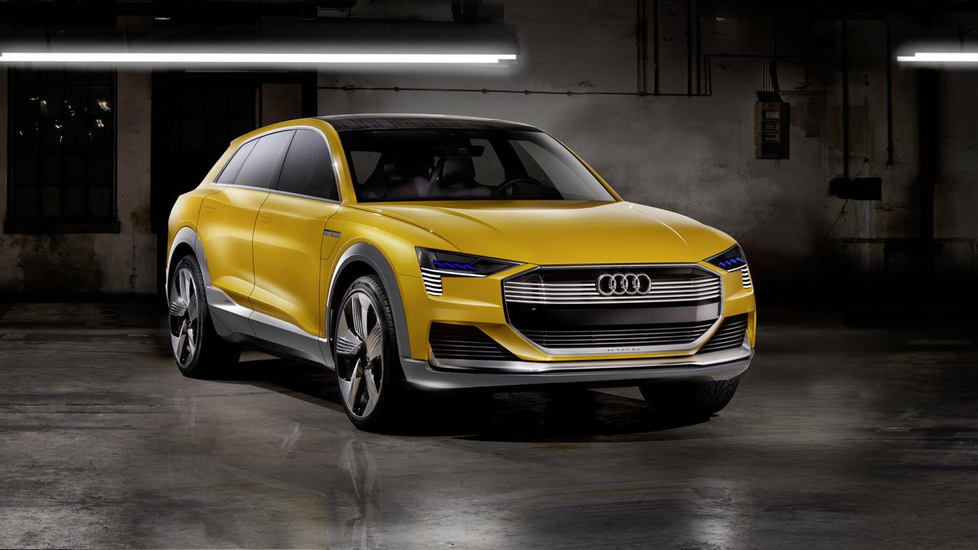 Protótipo Audi h-tron