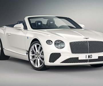Bentley Continental GTC bavarian edition by Mulliner