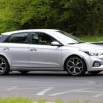 Hyundai afina i20N em pista
