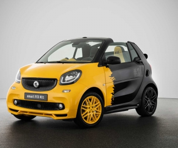 Smart Brabus Final 21 Limited Edition
