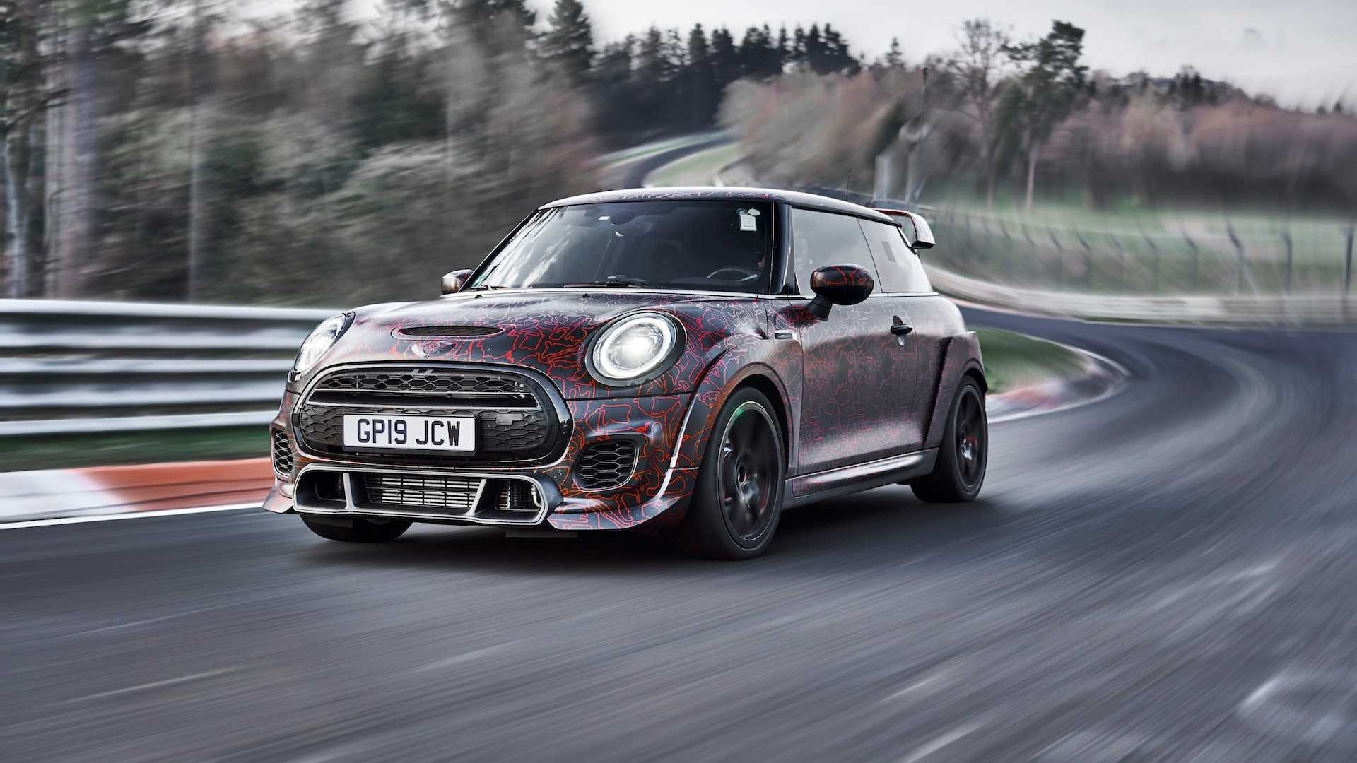 Mini JCW GP Protótipo