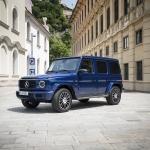 Mercedes-Benz Classe G edição especial Stronger than Time