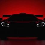 Teaser de nova variante do Ford GT que estreará no Festival de Goodwood