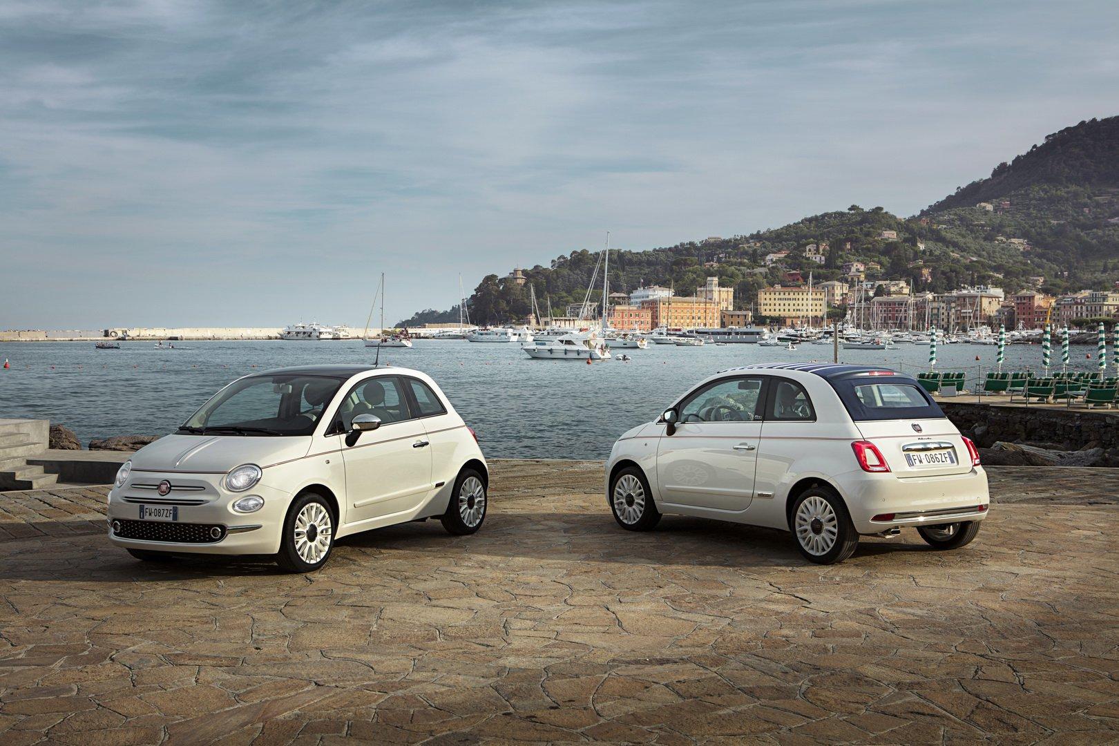 Fiat Anuncia Edição Comemorativa 500 Dolcevita