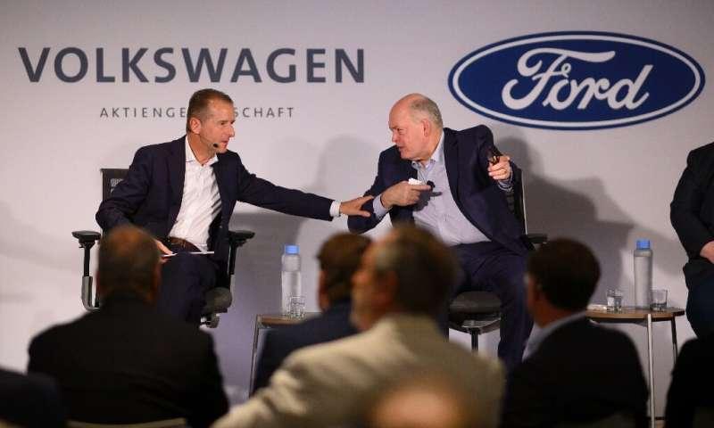 VW e Ford alargam parceria