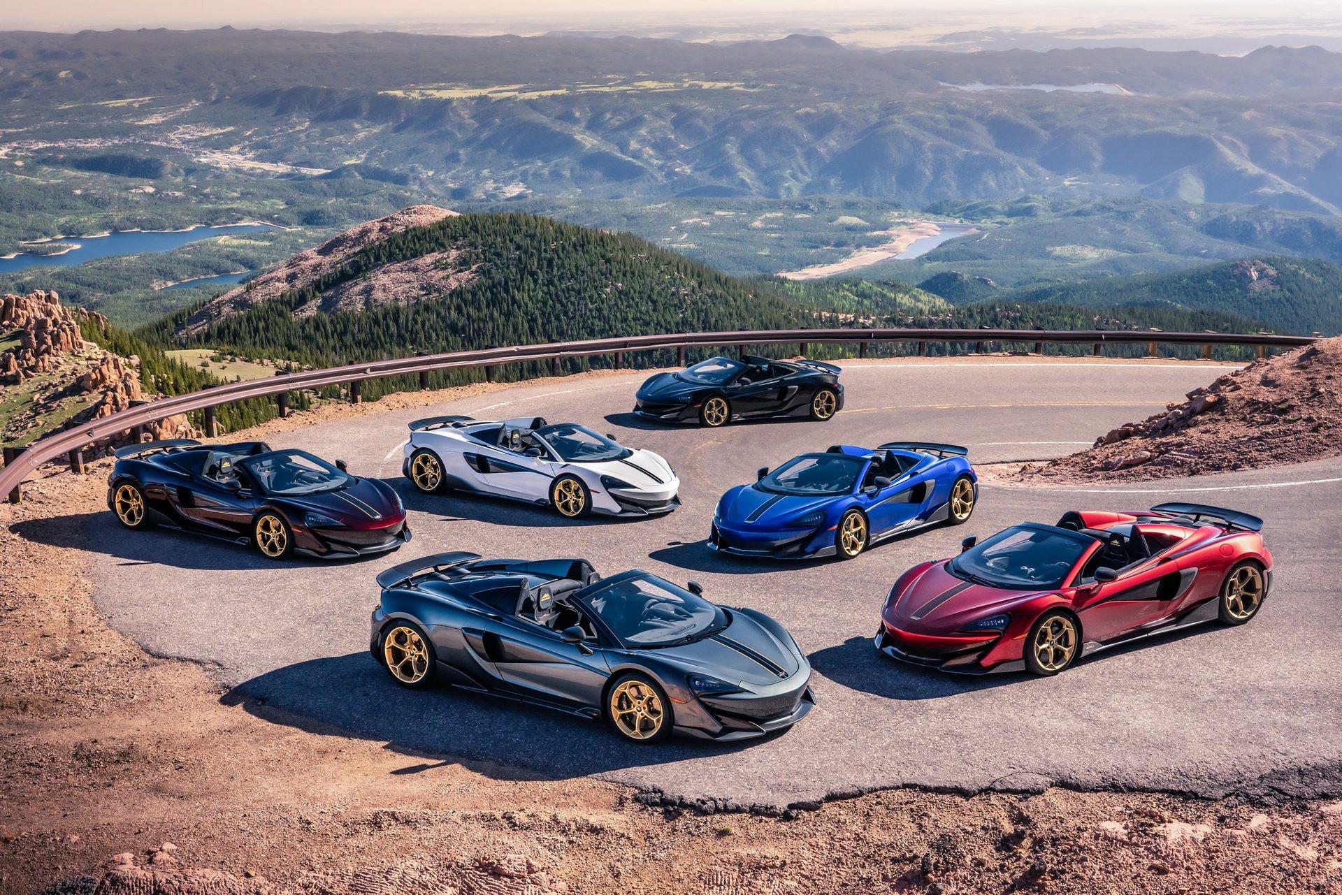 McLaren 600LT MSO Pikes Peak Collection