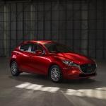 Mazda 2 facelift