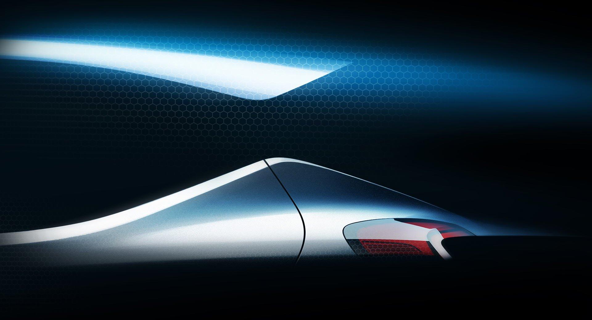 teaser de novo Hyundai