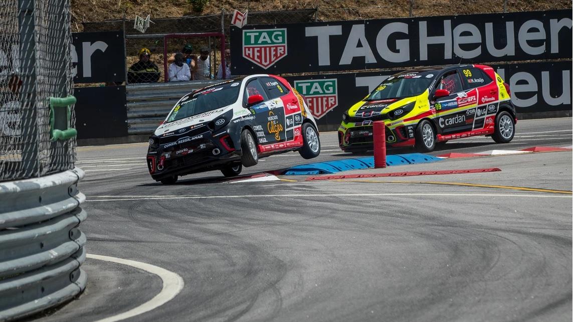 Emoções da Kia GT Cup estão de volta a Vila Real