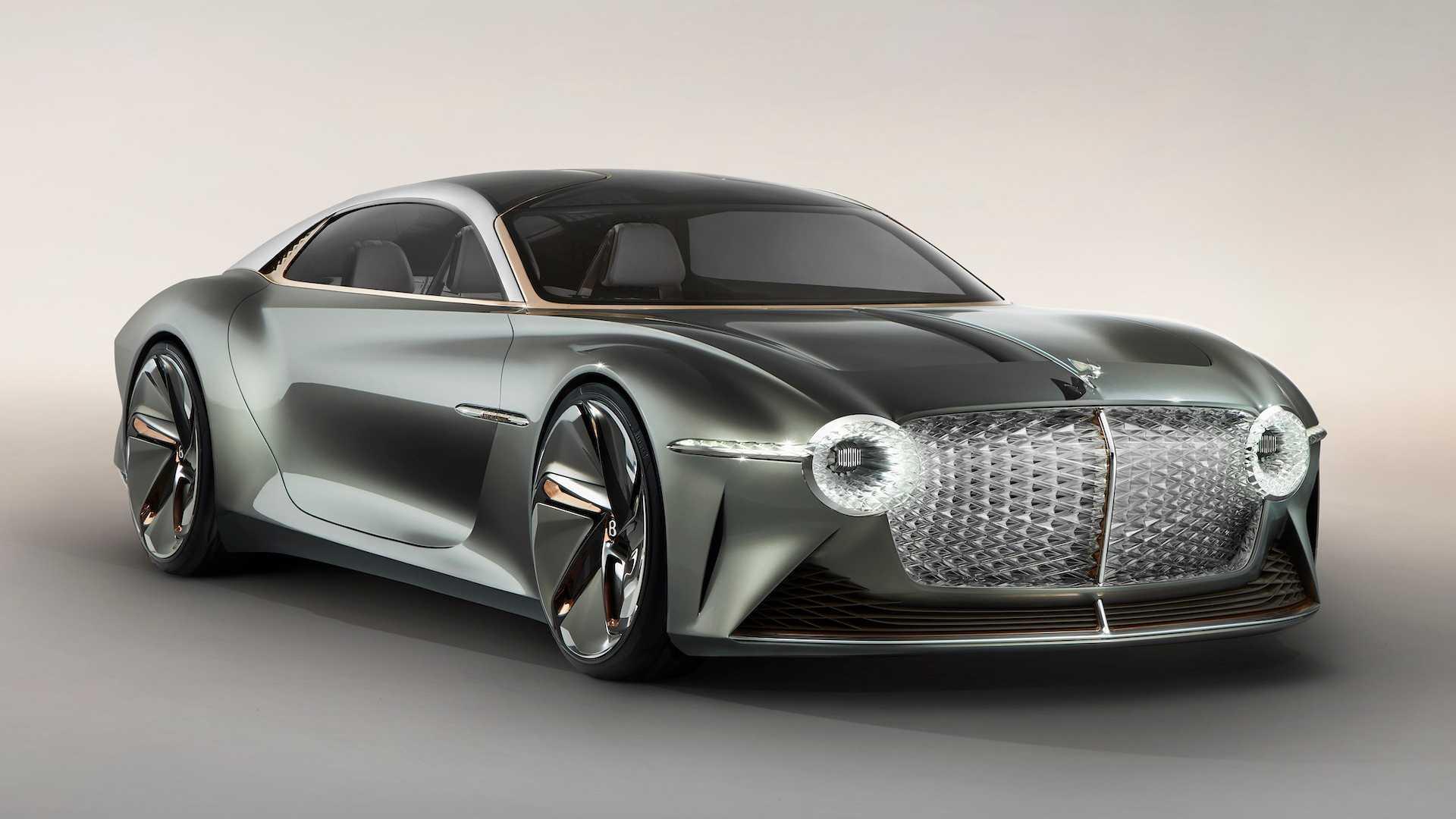 Bentley EXP 100 GT Concept