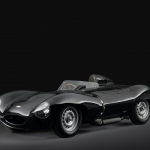 Jaguar D-Type Coupe