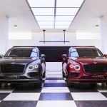 Bentley Bentayga Sportsman e Businessman editions