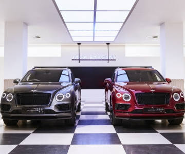 Bentley Bentayga Sportsman e Businessman editions