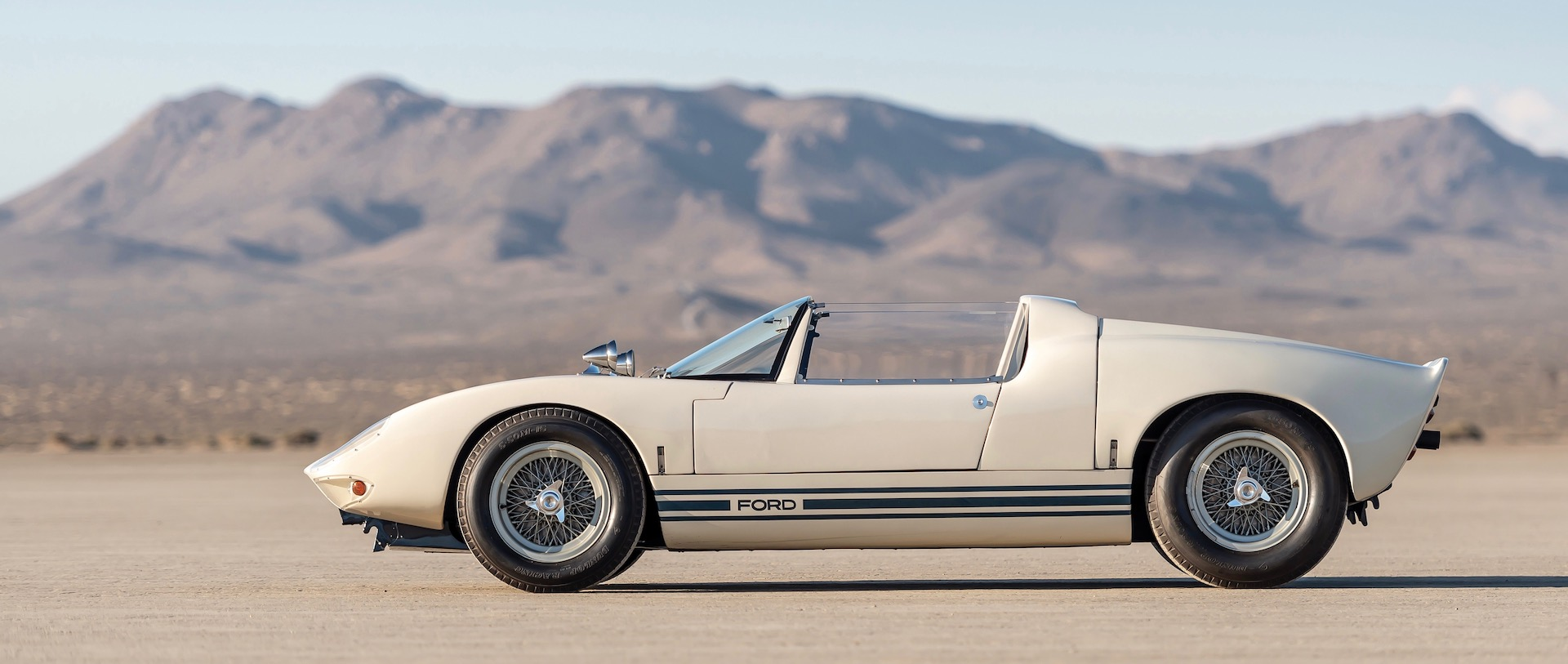 Ford GT Roadster Prototype de 1965