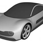 Patente de novo desportivo da Honda
