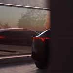 Teaser do Protótipo de SUV Cupra elétrico
