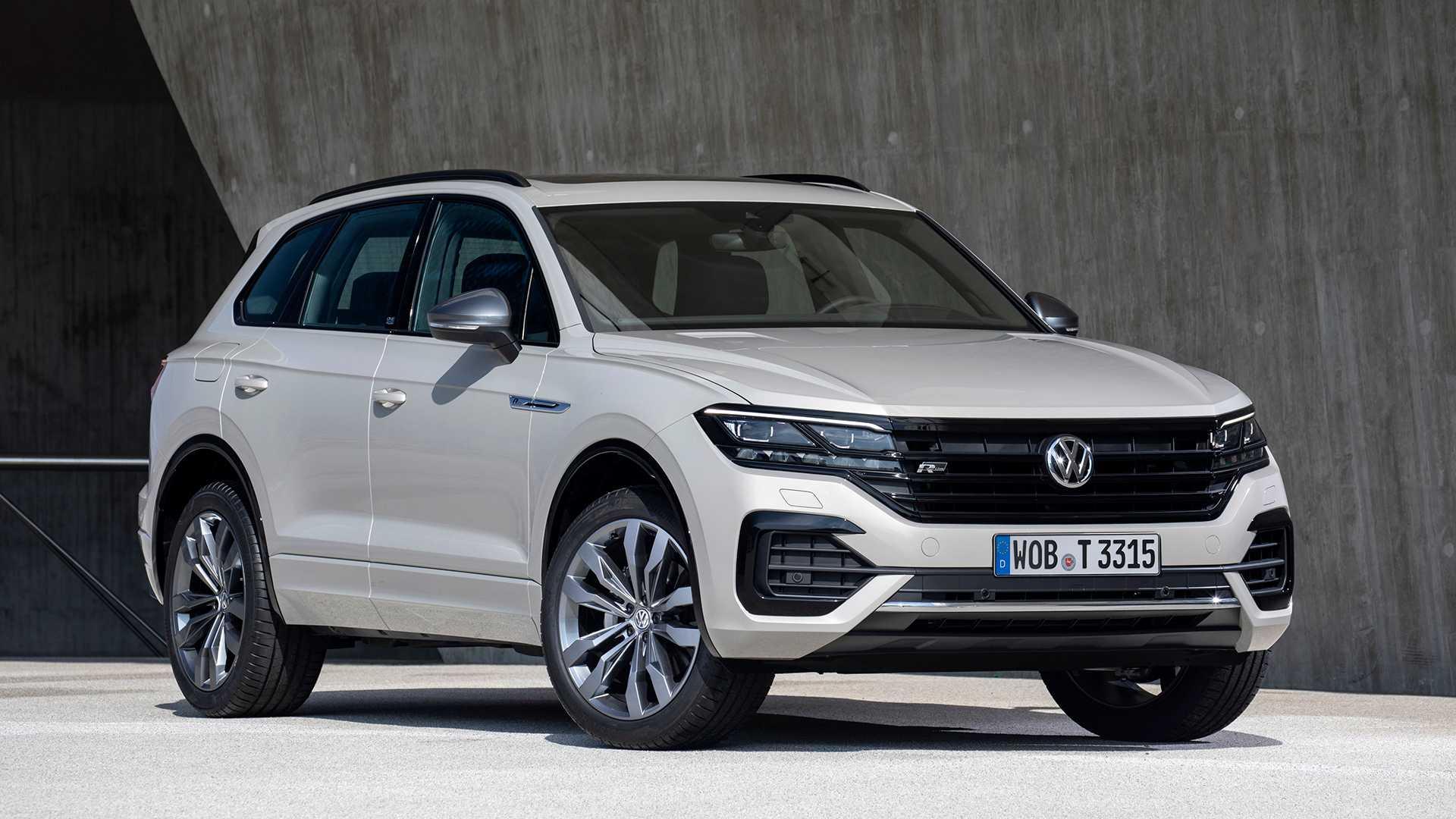 VW Touareg edição especial 1 milhão