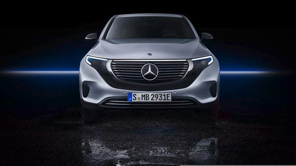 EQC foi o primeiro elétrico da Mercedes-Benz