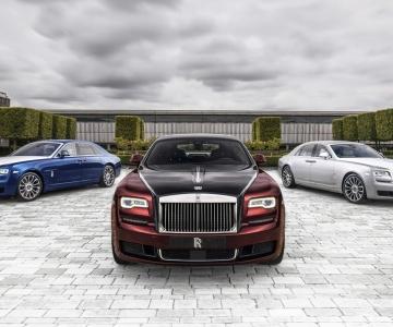 Rolls-Royce Ghost Zenith