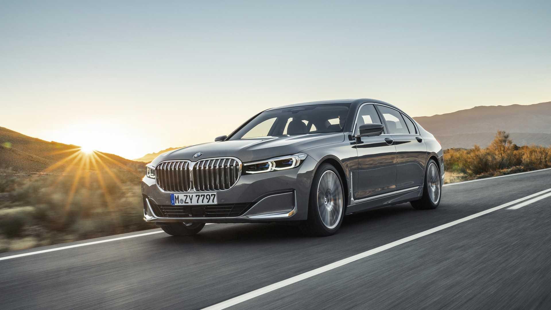 BMW Série 7 da geração atual