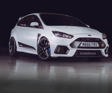 Ford Focus RS Mountune m520