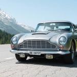 Aston Martin DB5 Shooting Brake de 1965
