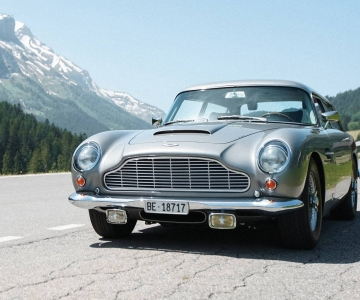 Aston Martin DB5 Shooting Brake de 1965