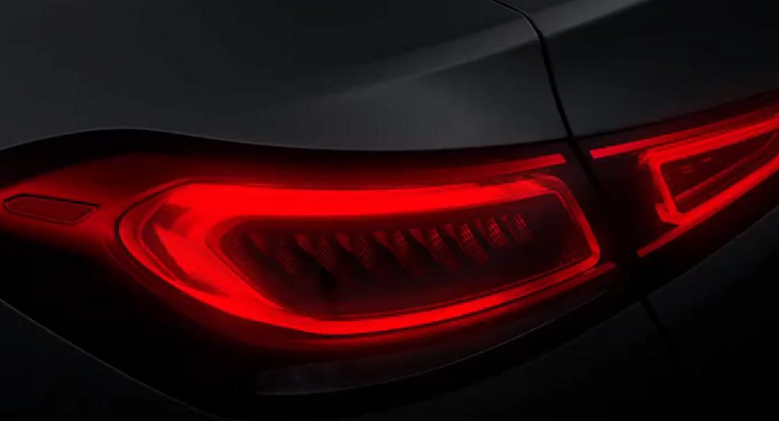 Mercedes-Benz GLE Coupé teaser
