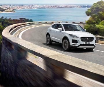 E-Pace é atualmente o SUV de acesso da Jaguar