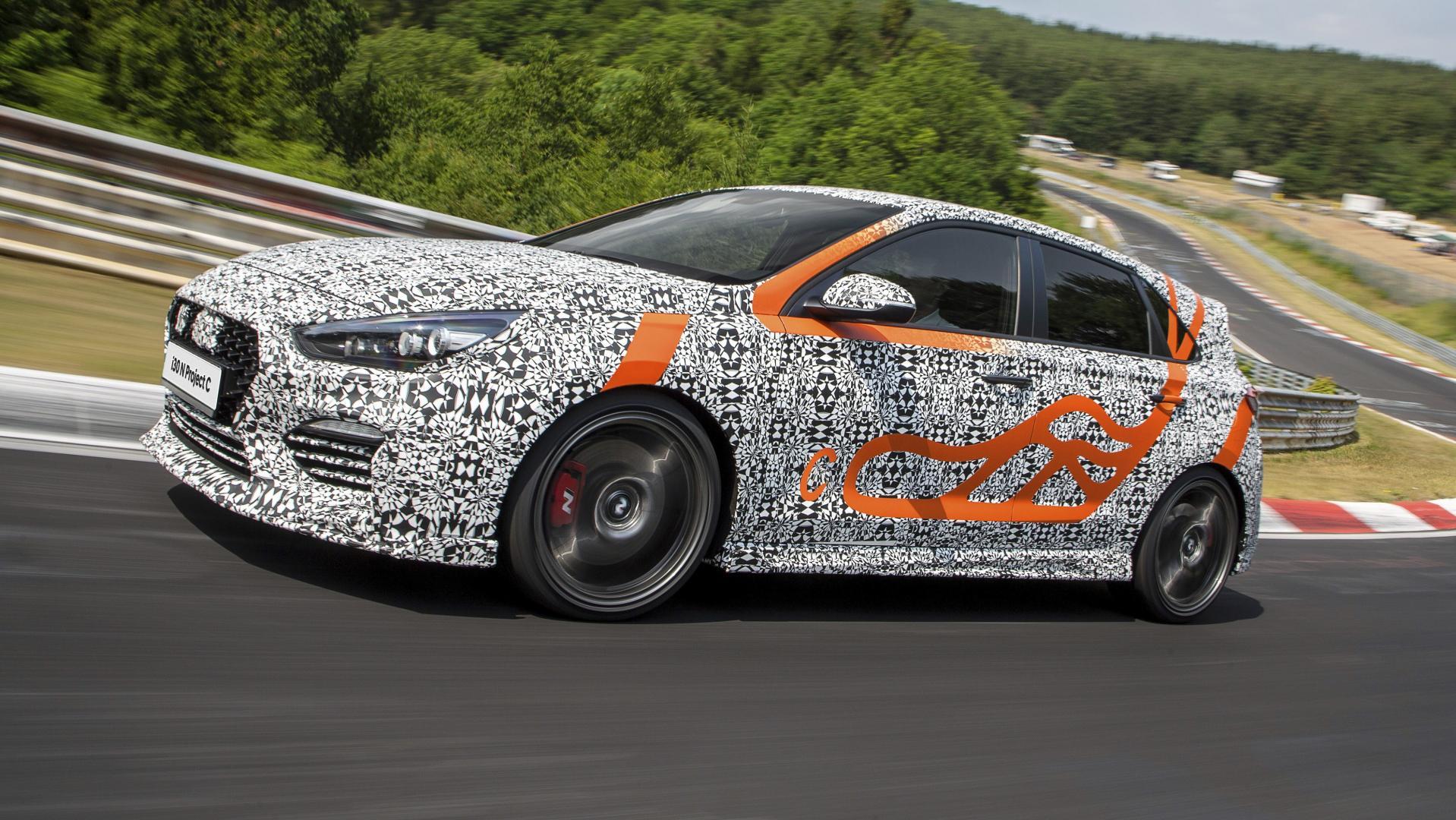 Hyundai-anuncia-edição-limitada-i30-N-Project-C