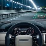 Head-up display 3D da Jaguar Land Rover