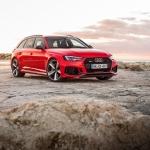 Audi RS4 Avant da geração atual