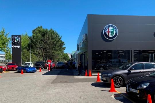Alfa Romeo aposta em novas iniciativas de test drive
