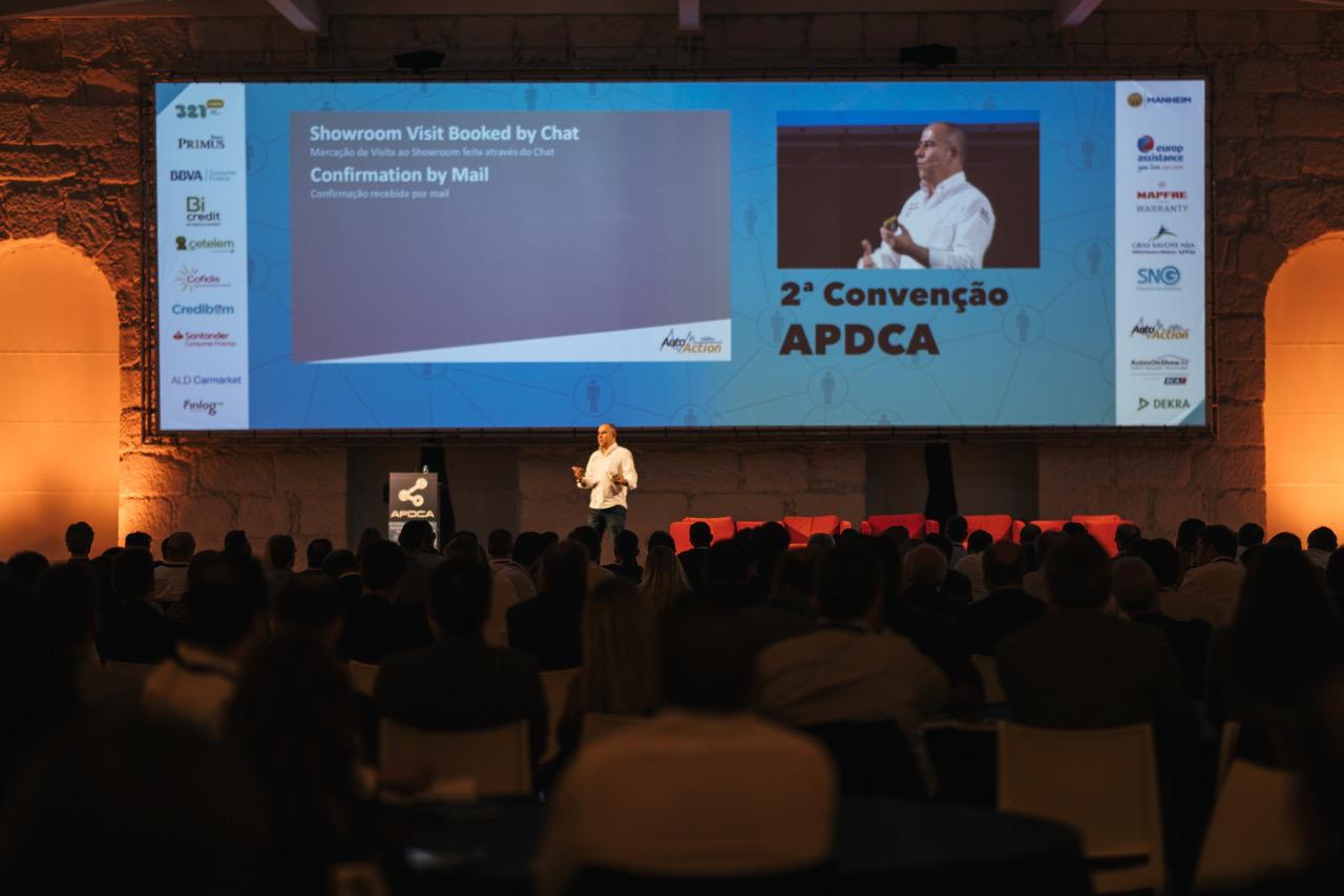 Imagens da segunda edição da convenção da APDCA