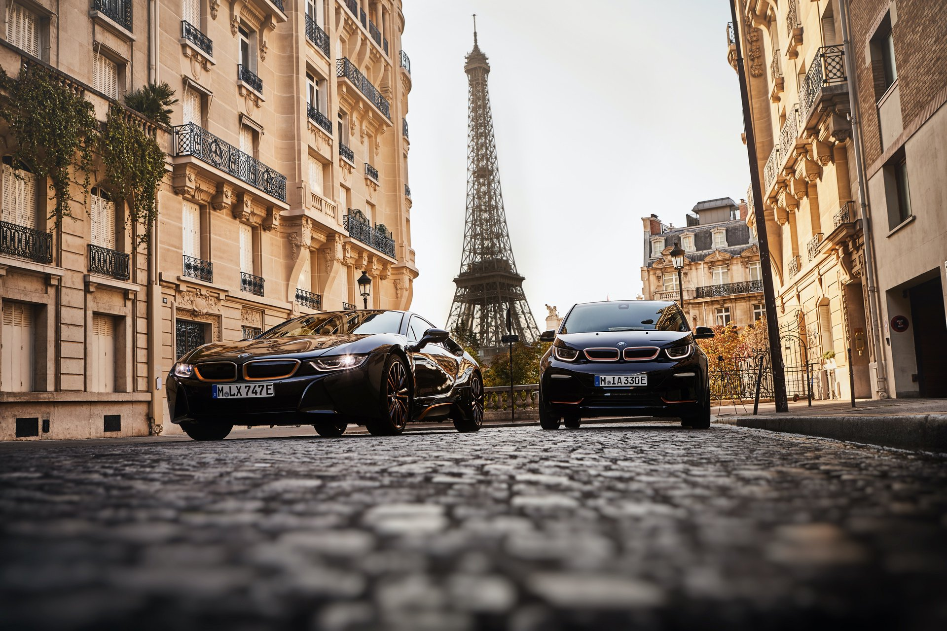 BMW i3s Edition RoadStyle e i8 Ultimate Sophisto Edition