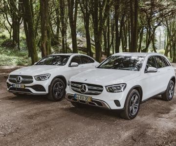 Mercedes-Benz GLC facelift em dose dupla