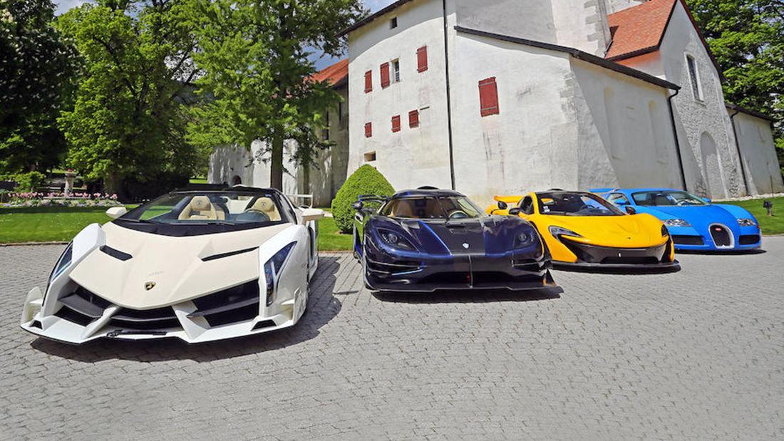 Swiss Equatorial Cars