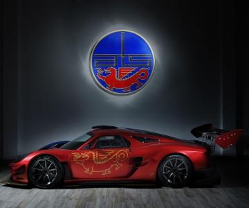 ATS Corsa RR Turbo