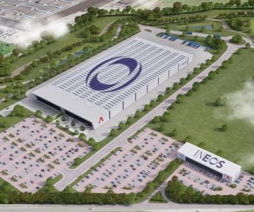 Nova fábrica da Grenadier no País de Gales