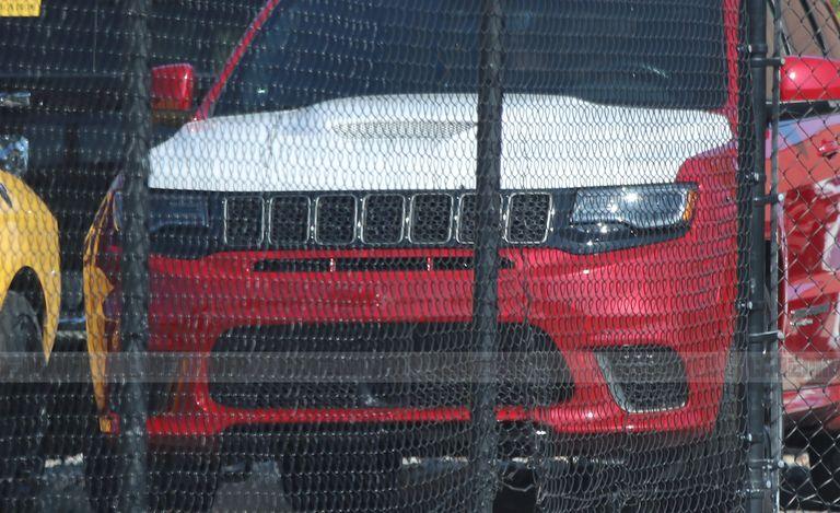 Versão ainda mais extrema do Jeep Grand Cherokee Trackhawk em perspetiva