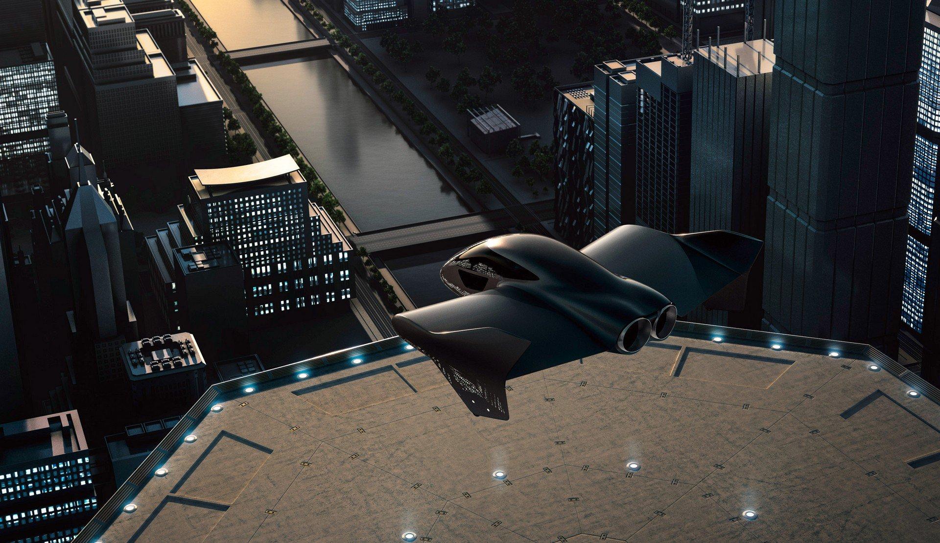 Porsche e Boeing assinaram parceria para fazer carro voador