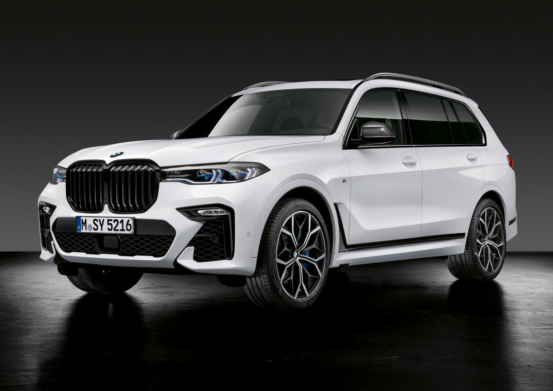 SUVs BMW ganham novos acessórios M Performance