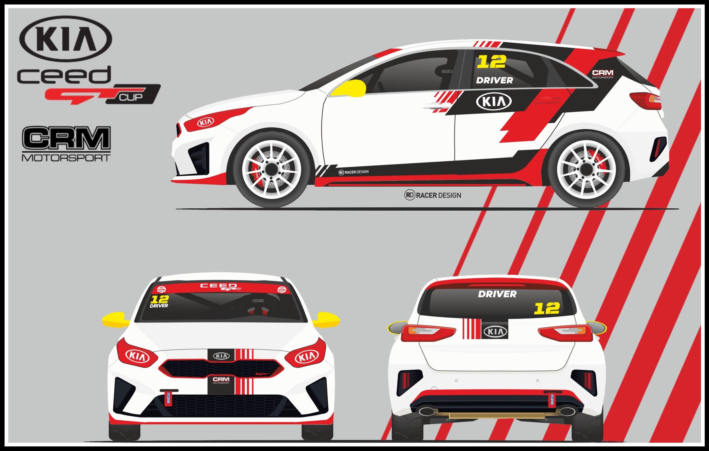 Kia Ceed GT Cup